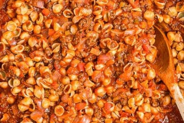 square picture of beefaroni