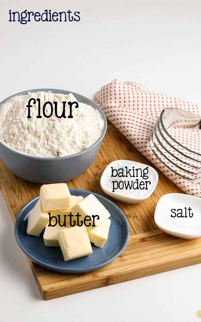 labeled picture bisquick ingredients
