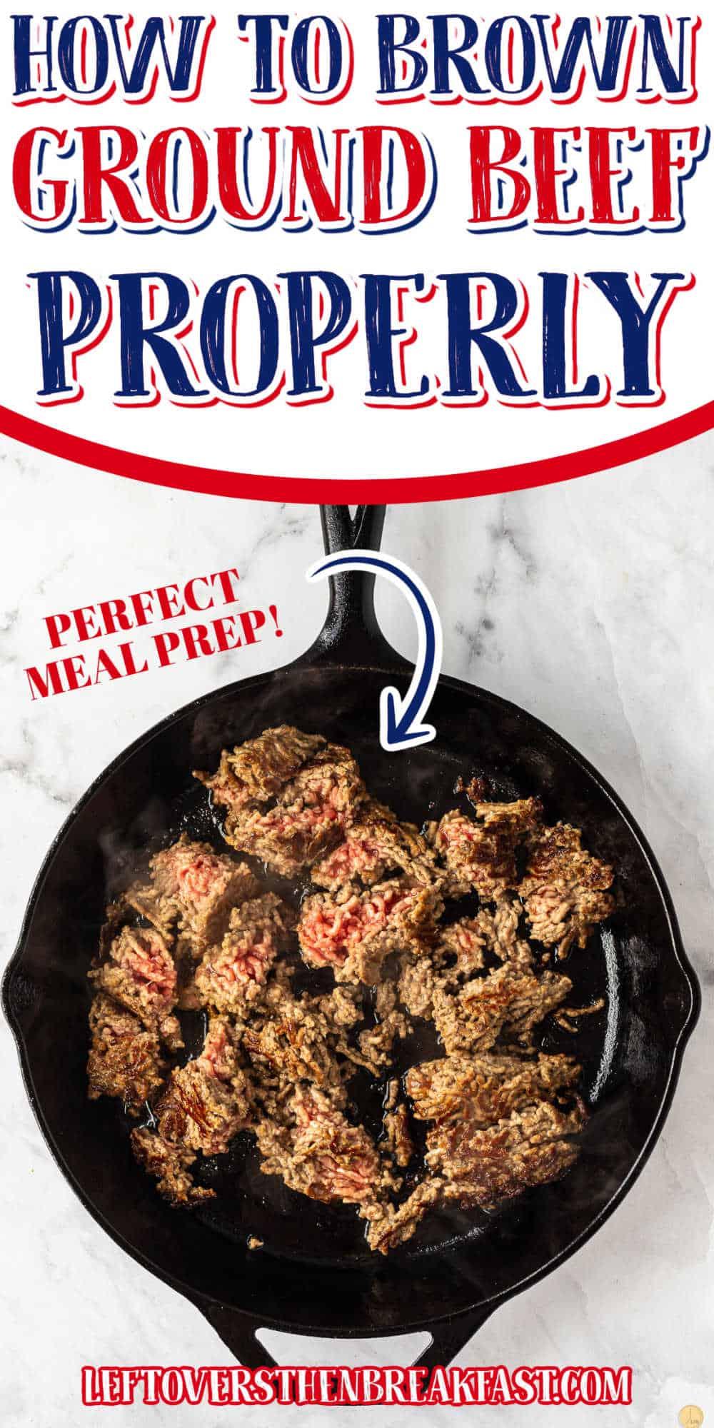 pan of beef